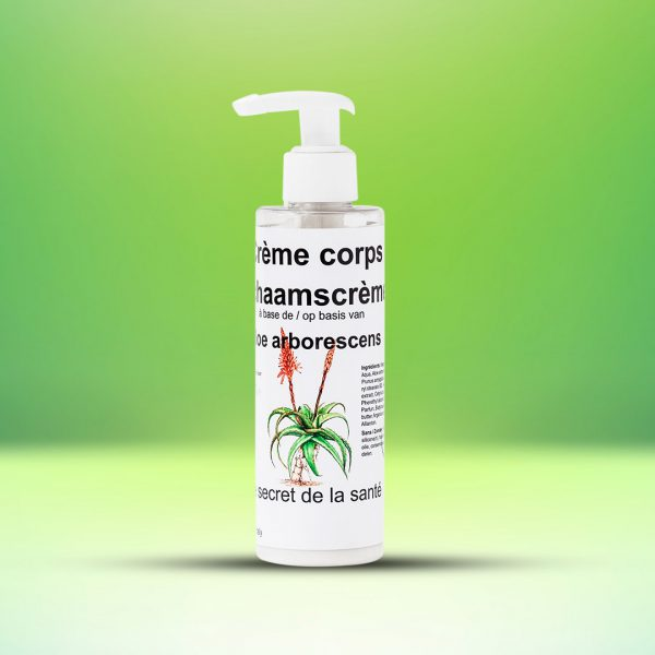 Aloe arborescens - crème corps