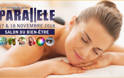 Flor'alternative au Salon Parallèle – 17 & 18/11/2018 à Ciney Expo