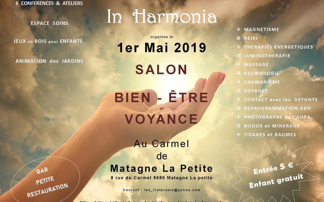 01/05/2019 Salon In Harmonia