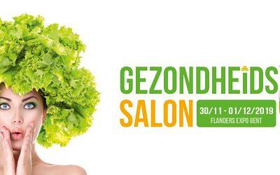 30/11 & 01/12 Gezondheidssalon – Salon de la Santé à Gand