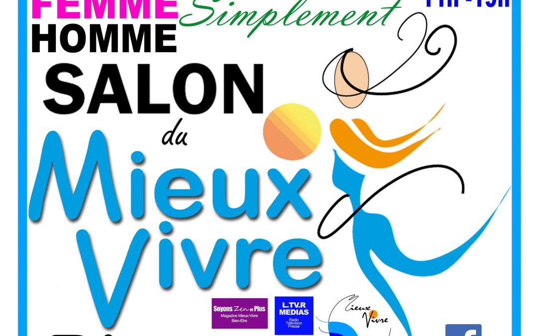 18 & 19/01/2020 : Salon du mieux-vivre à Virton